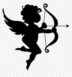 onlinelabels clip art cupid bow and arrow clip art png download [ 880 x 915 Pixel ]
