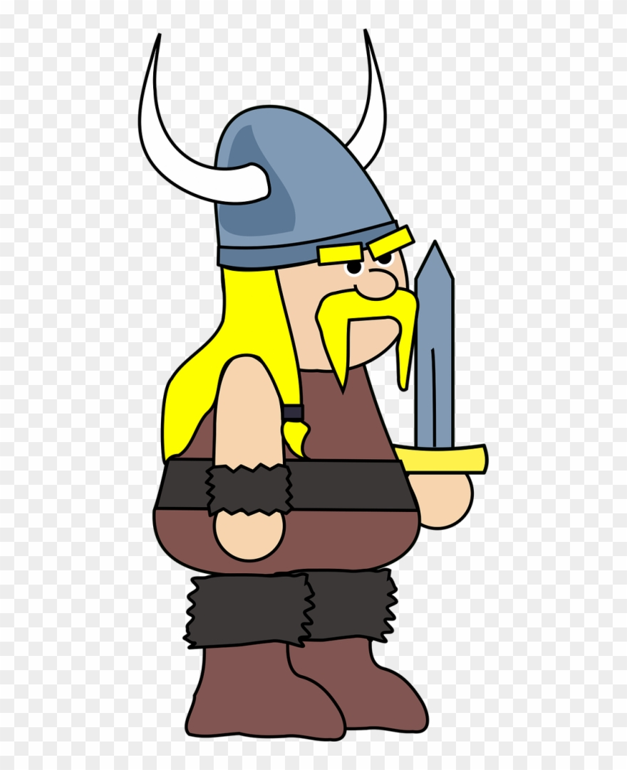 hight resolution of viking clipart png download