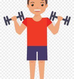 muscles clipart gym exercise flat design png transparent png [ 880 x 1259 Pixel ]