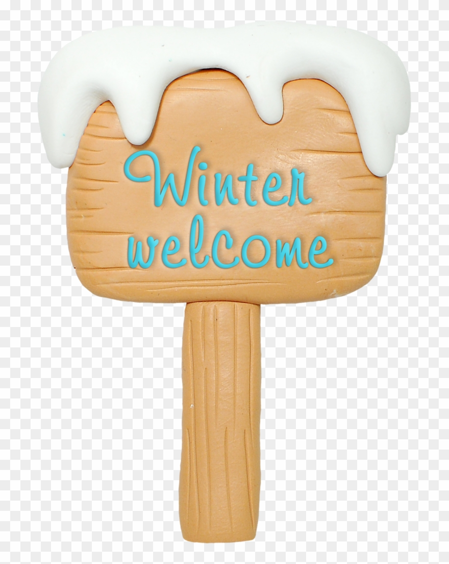 hight resolution of winter clipart christmas winter welcome sign clipart png download