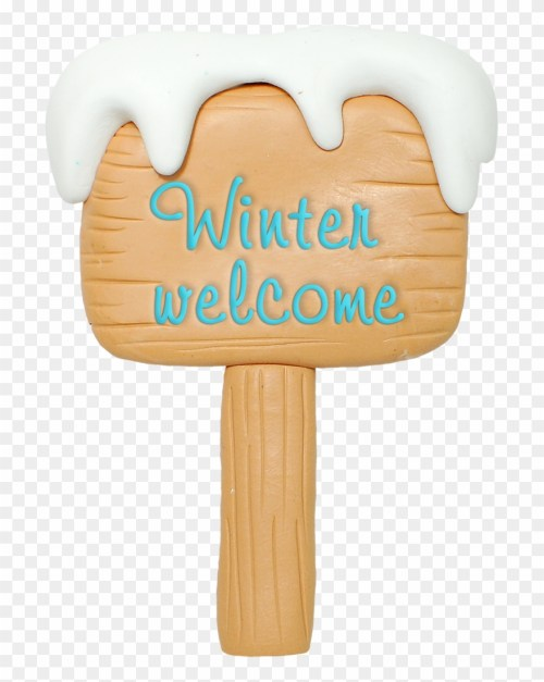 small resolution of winter clipart christmas winter welcome sign clipart png download