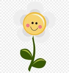 smiley happy daisy flower clipart [ 880 x 980 Pixel ]