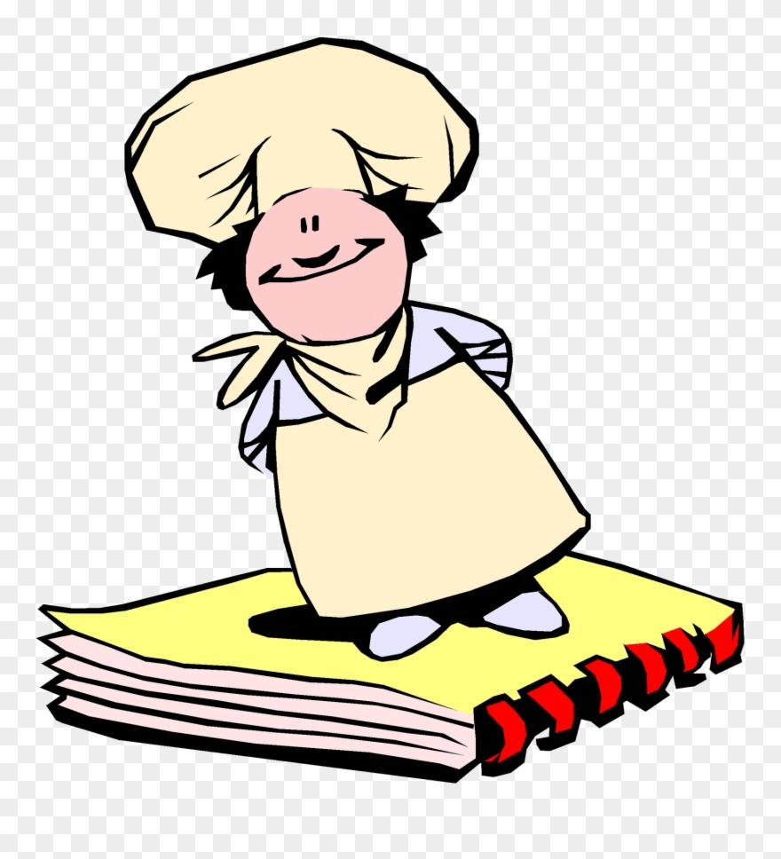 medium resolution of vector illustration of culinary cuisine restaurant imagem de cozinheiros para imprimir clipart