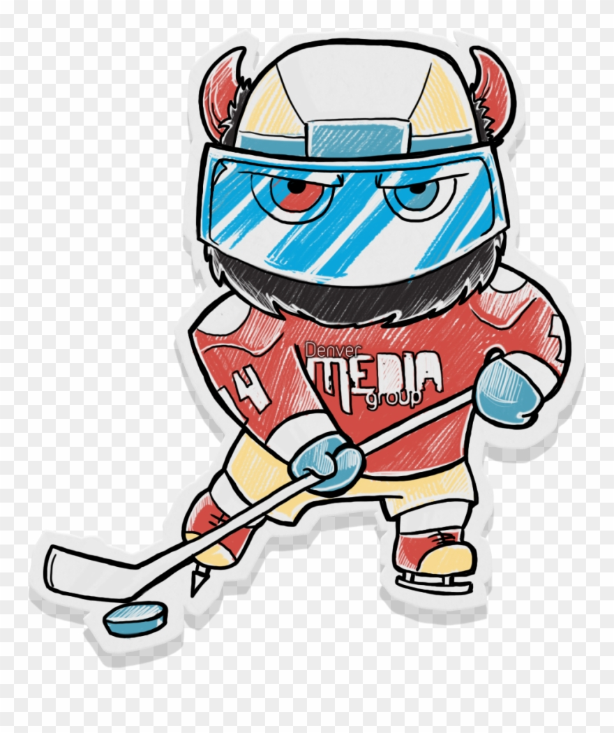 hight resolution of hockey clipart free download