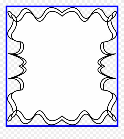 small resolution of black and white of image border picture frame halloween clipart