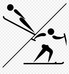 nordic combined olympics clipart winter olympic games nordic combined winter olympics png download [ 880 x 920 Pixel ]