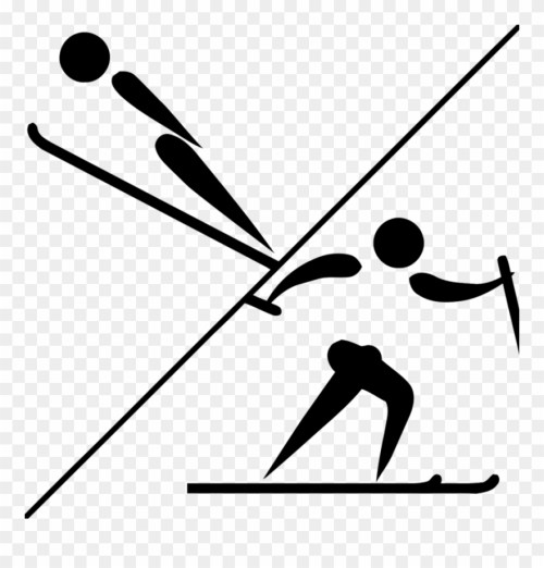 small resolution of nordic combined olympics clipart winter olympic games nordic combined winter olympics png download
