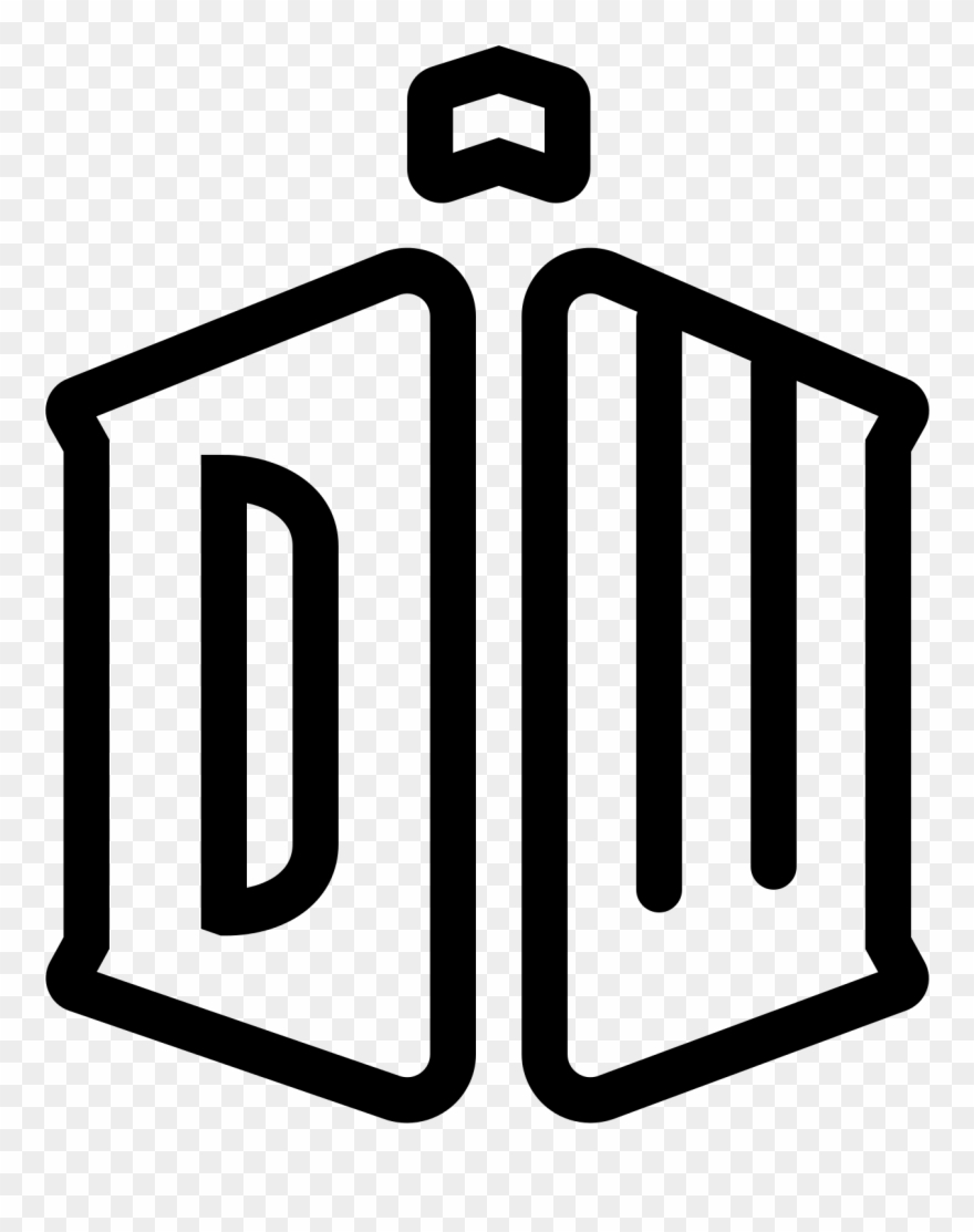 hight resolution of doctor who icon free download doctor who icon clipart