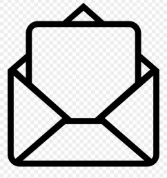 download email symbol clipart email computer icons open envelope icon png transparent png [ 880 x 989 Pixel ]