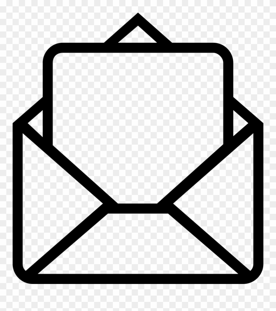 hight resolution of download email symbol clipart email computer icons open envelope icon png transparent png