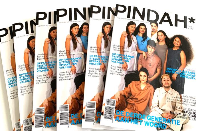 Pindah* nu DIGITAAL lezen, ook vanuit het buitenland. LET OP: u ontvangt NIET de papieren versie!