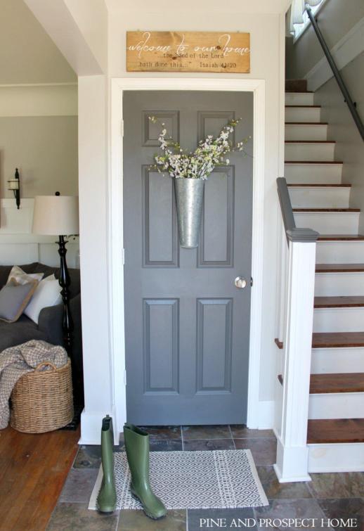 spring entryway