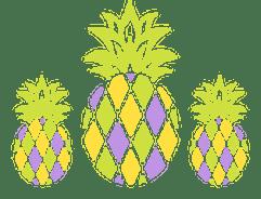 pineapple babies icon - pineapple-babies-icon