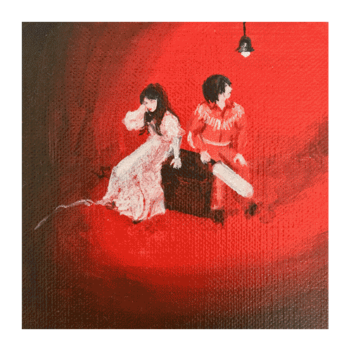 white stripes album art