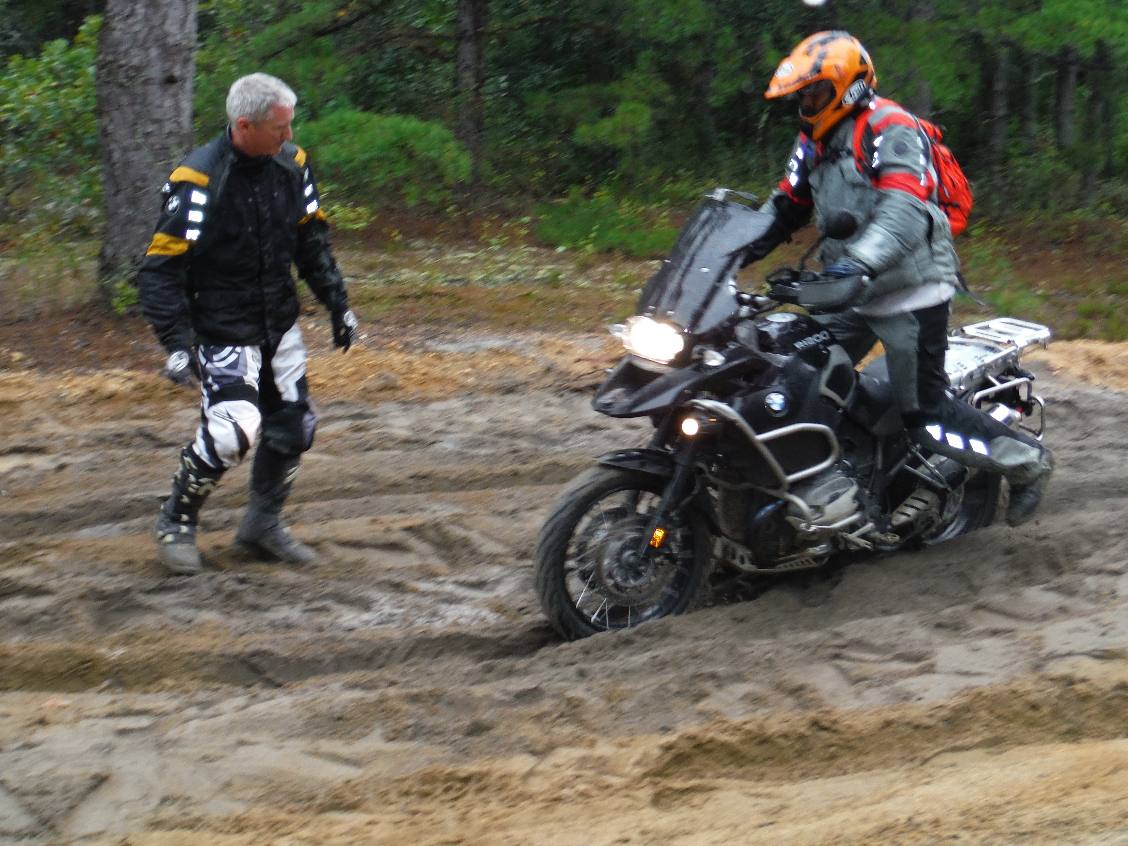 Dirt 101 – Beginners Off-Road Course | Pine Barrens