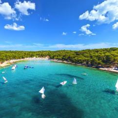 Beach Table And Chairs Discount Dining Villaggio Turistico - Pakostane, Croazia