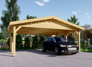 Prefab Wooden Garages For Sale Pineca Com