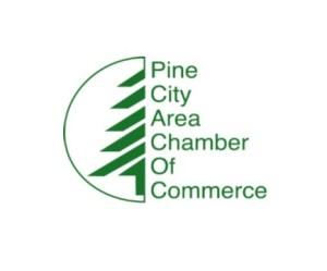 Pine City Chamber Logo