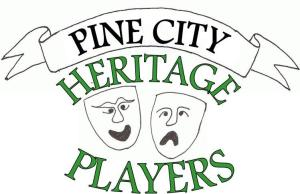 Heritage Players Community Theater logo