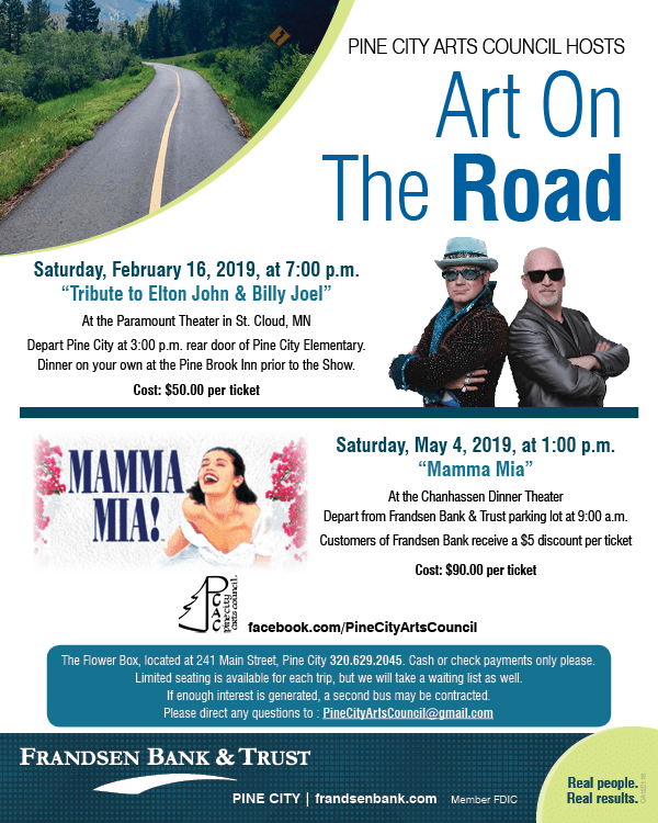Art on the Road Series 5.4.19