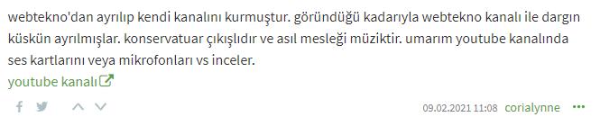 Deep Turkish Youtube ( Çağdaş Işıl )