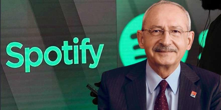 Kemal Kılıçdaroğlu, Spotify Listesini Paylaştı