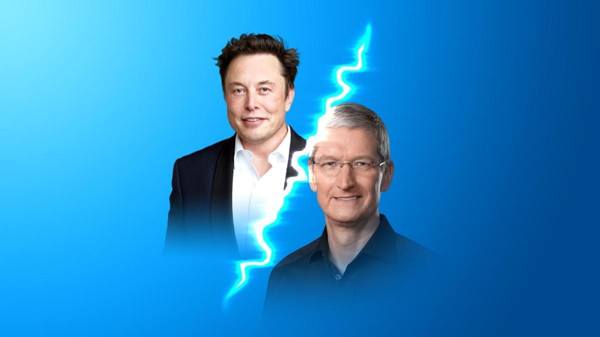 Elon Musk, Apple Ceo'su Tim Cook'un Bağdat Caddesi Paylaşımına Yanıt Verdi!