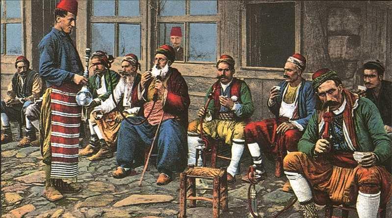 Osmanlı Döneminde Bağımlıların Kafa Yaptıkları Esrar Tekkesi Nedir?
