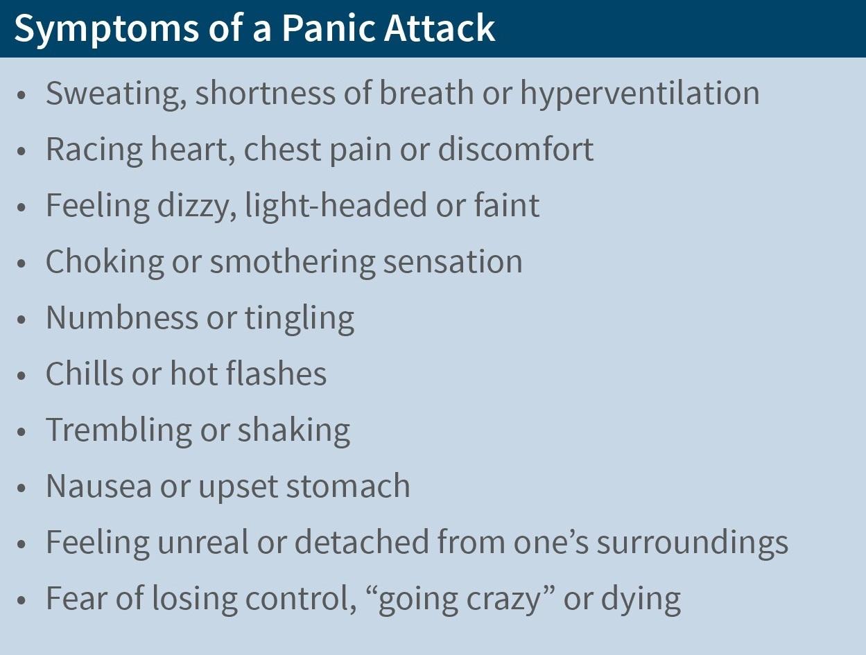 Panic Or Panic Disorder