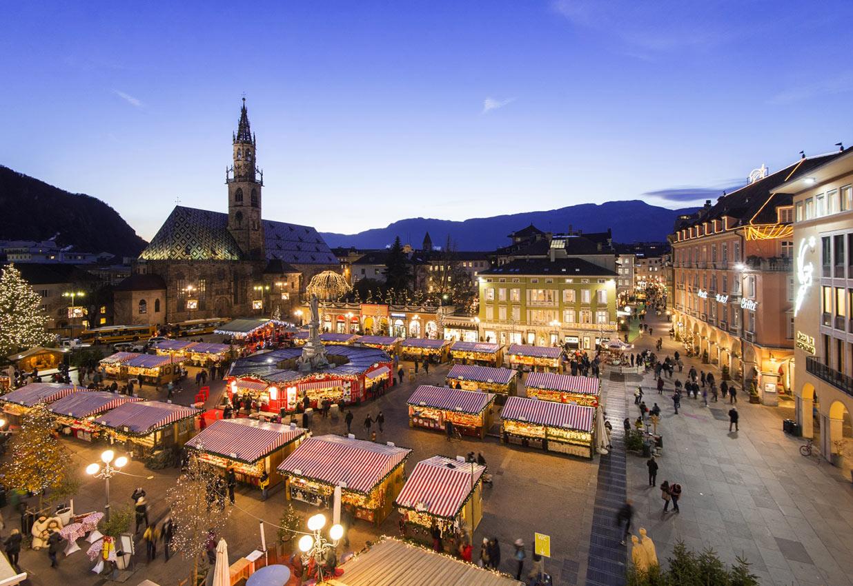 Mercatini di Natale Trentino 2018 2019 con calendario date