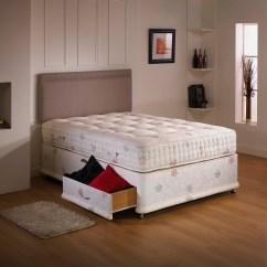 Dream Sofas Wishaw Chaise Sofa With Storage Divan Beds