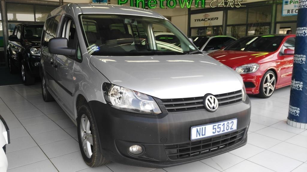 2012 Volkswagen Caddy Crew Bus Maxi 2.0 TDI Trendline for