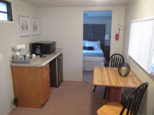 Pine Tree's Rental Unit A (Arundel). Our pet-friendly unit.