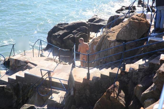 Irish nude beach established South Dublin.