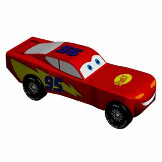 lightning mcqueen pixar car