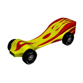Co2 Pinewood Derby Car