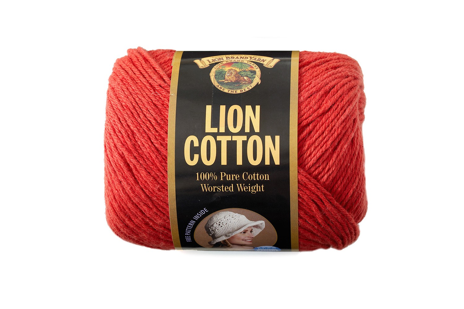 kitchen cotton yarn 6 foot island lion brand