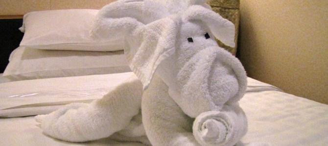 Towel Animals DIY!!!