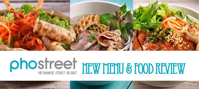 Pho Street: Vietnamese Food x Singaporean Style