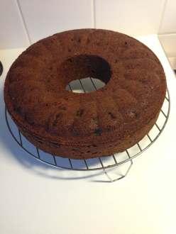 Engelse fruitcake gemakkelijk