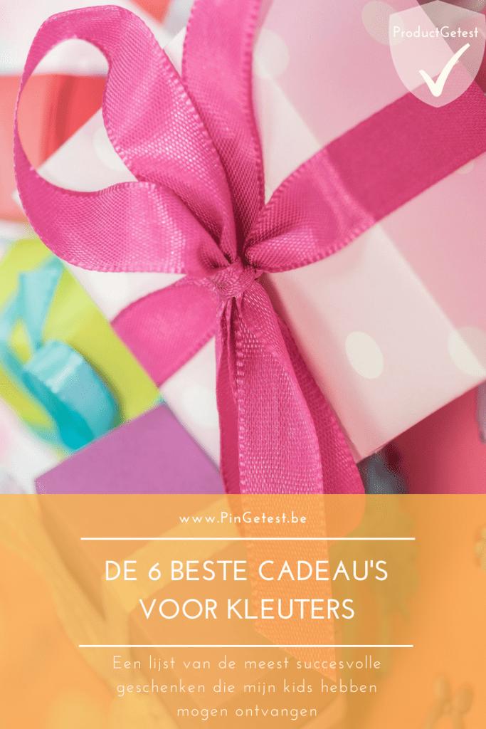 Top 6 cadeau's voor kleuters - PinGetest