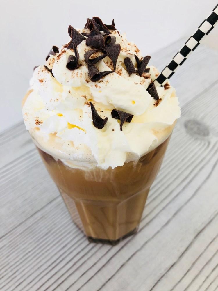 Iced coffee recept - ijskoffie maken-PinGetest