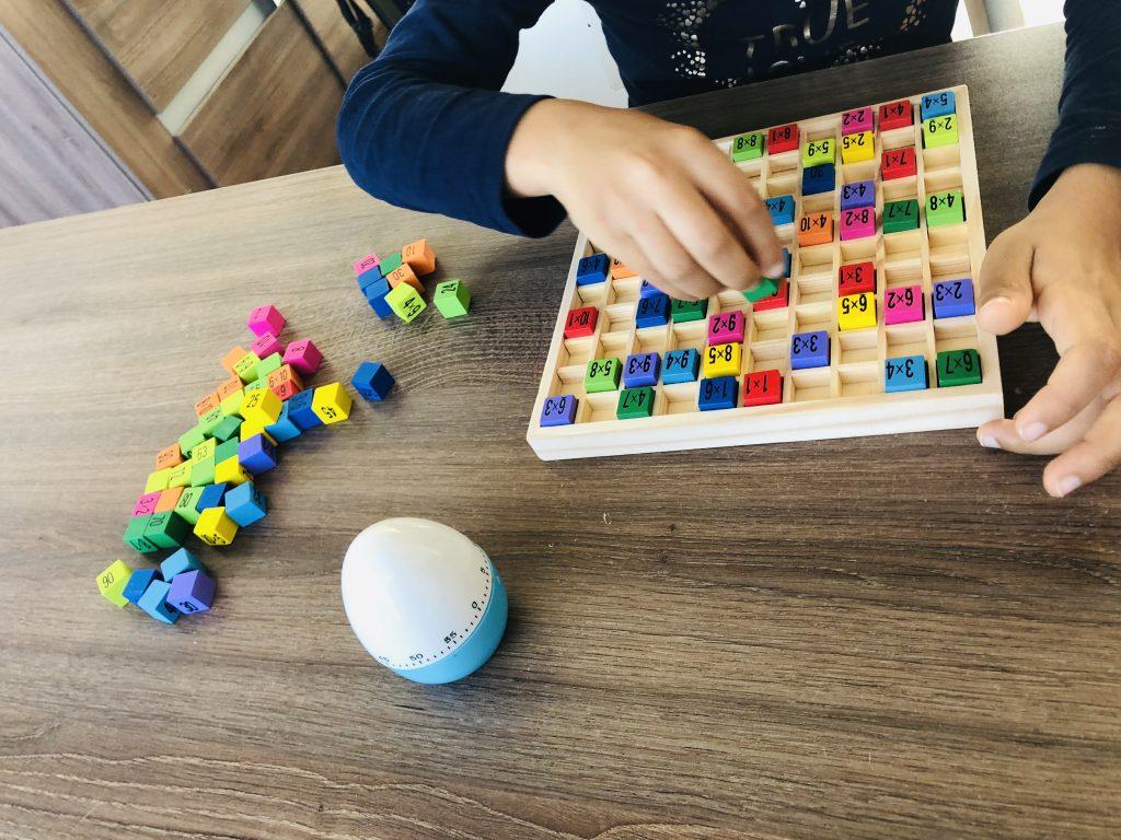 Maaltafels oefenen - tafels - rekenen - leren - online - tafelspelletjes-3