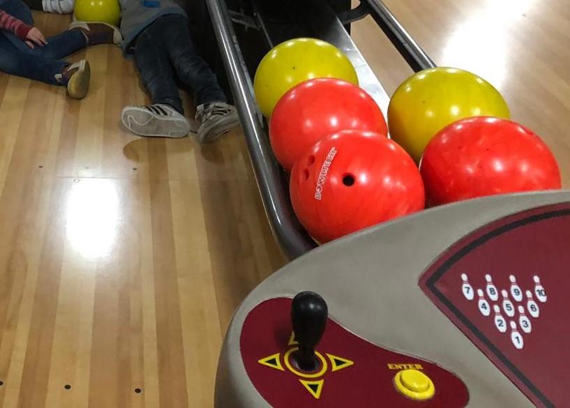 Bowlingfeestje voor kinderen