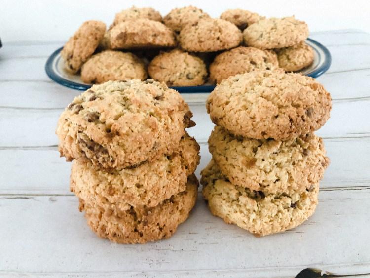De lekkerste havermout koekjes met kokos en chocolade - recept - maken-3