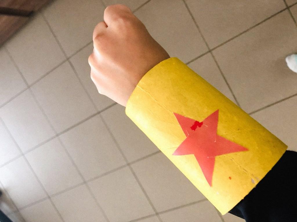 Thema superhelden knutsel ideeën - superhelden armband knutselen-3