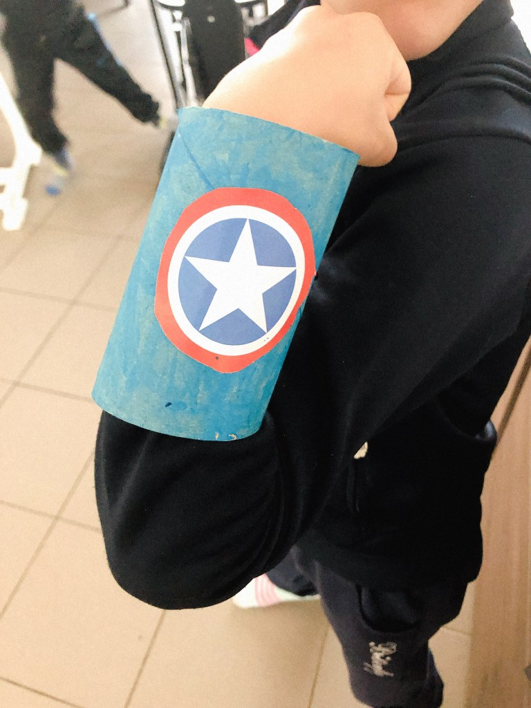 Thema superhelden knutsel ideeën - superhelden armband knutselen-5