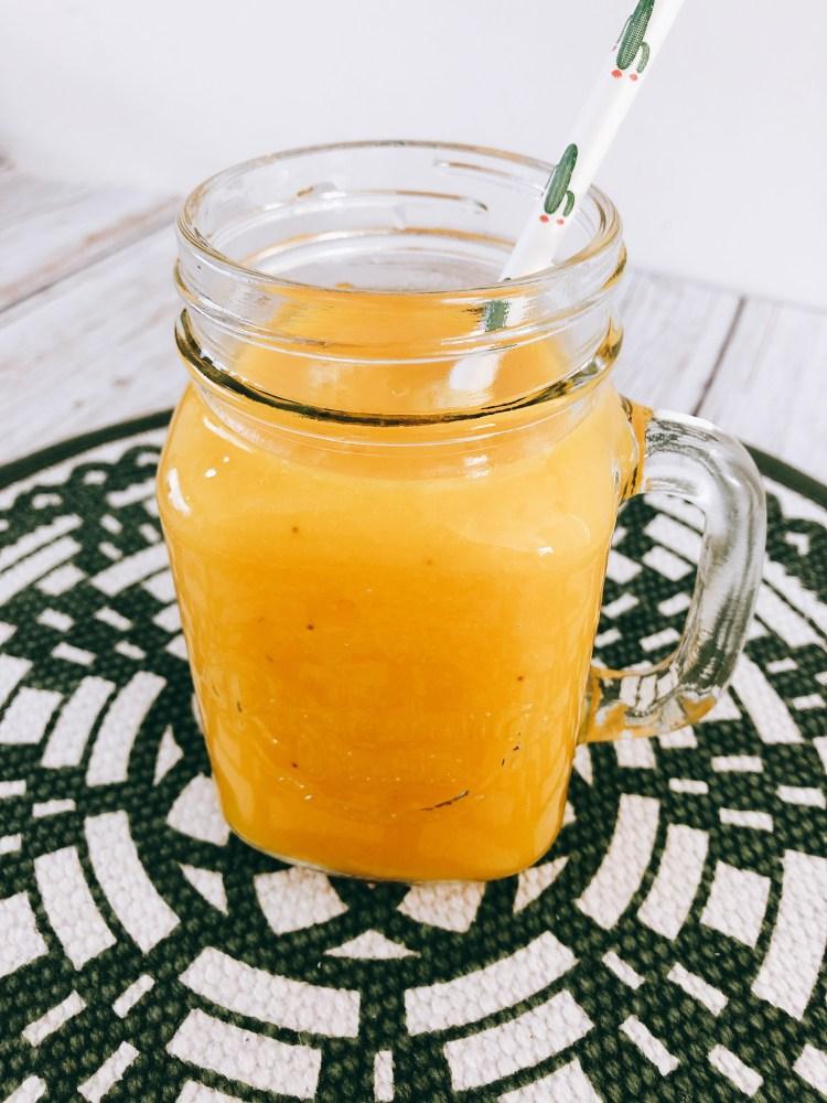 Mango smoothie recept maken