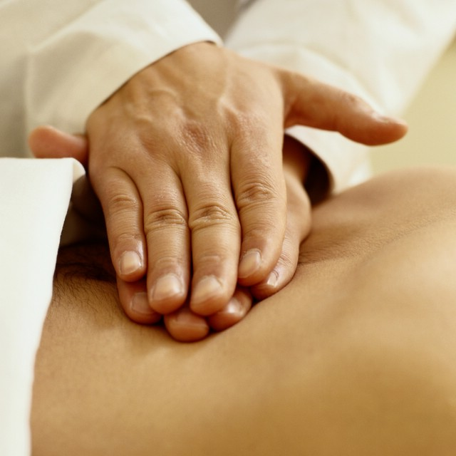 Meridian Massage