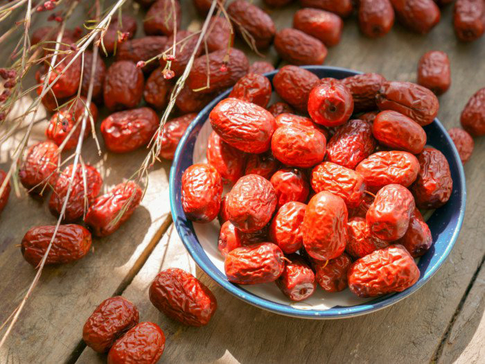 Health benefits of Chinese red dates - Ping Ming Health